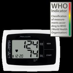 Πιεσόμετρο Μπράτσου ProfiCare PC-BMG 3019