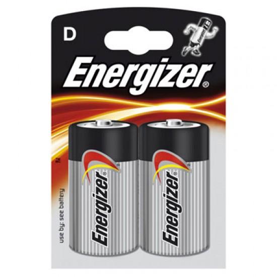Μπαταρία Energizer LR20 D Αλκαλική