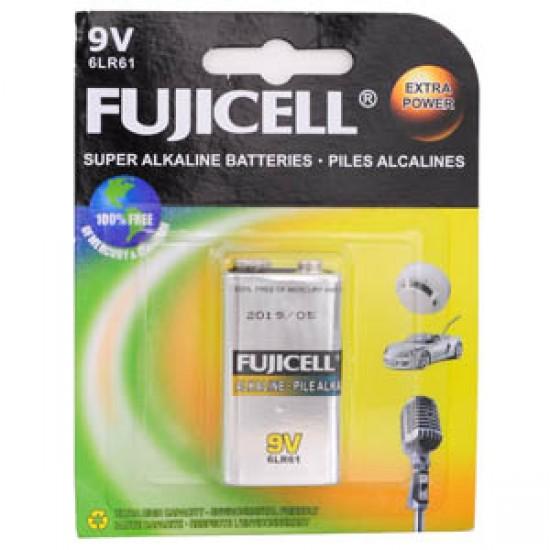 Μπαταρία Fujicell 6LF22 9V