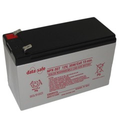 DataSafe μπαταρία μολύβδου 12V 35W/cell