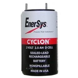 Enersys Cyclon μπαταρία μολύβδου 2V 2.5A