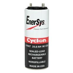 Enersys Cyclon μπαταρία μολύβδου BC Cell 2V 25.0Ah PN 0820-0004