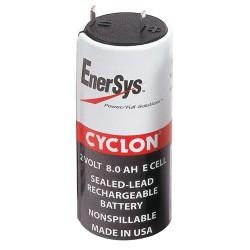 Enersys Cyclon μπαταρία μολύβδου 2V 8.0Ah