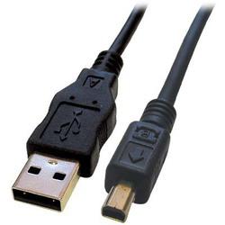 Καλώδιο USB A αρσ. - USB mini B 4 pin, 2.0