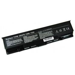 Dell Inspiron 1520/1720 Li-Ion Battery 6600mAh - Black