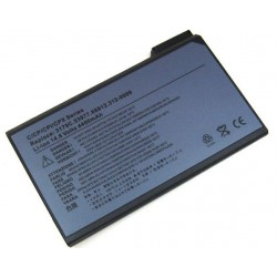 Dell Inspiron 4000 /Latitude C500 Li-Ion Battery 4400mAh - Black