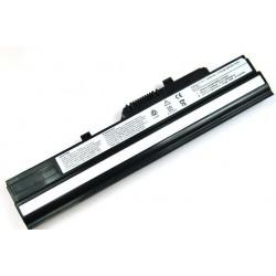 MSI Wind U90, U100, U100x, LG X110 Li-Ion Battery 4400mAh - Blac