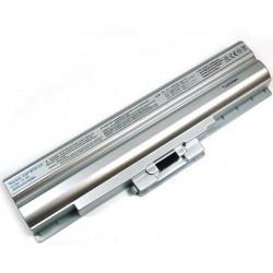 Sony VGP-BPS13/BPS13A/BPS13B Li-Ion Battery 4400mAh - Silver