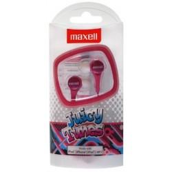 Ακουστικά MAXELL JUICY TUNES EARPHONES PINK