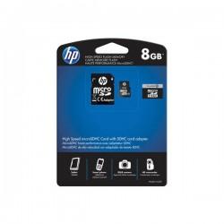 Κάρτα Μνήμης  HP Micro SDHC 8GB CLASS 10