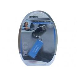 Αναγνώστης Κάρτας  Konig CMP-CARDRW64 USB 2.0 Mini