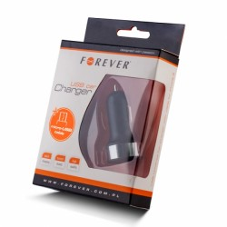 Forever USB Car Charger+micro-USB cable for mp3-mp4-phones