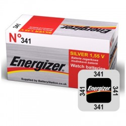 Μπαταρία Ωρολογίων Energizer 341