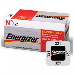 Μπαταρία Ωρολογίων Energizer 321