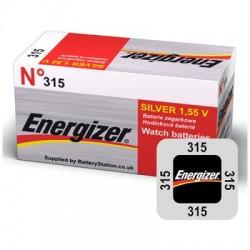 Μπαταρία Ωρολογίων Energizer 315