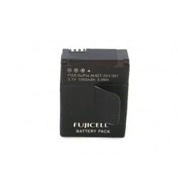 Μπαταρία Fujicell AH DBT201 /301 HERO 3 for GoPro 1050mAh