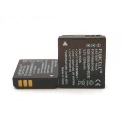 Μπαταρία Fujicell CGA-S005E1 , DMW-BCC12 for Panasonic 1250mAh