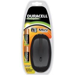 Φορτιστής Mini Duracell + 2 AA Batteries 1700mAh