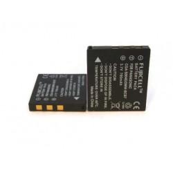 Μπαταρία Fujicell CGA-S004E , DMW-BCB7 for Panasonic 700mAh