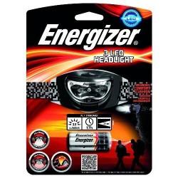 Φακός Energizer 3LED Κεφαλής