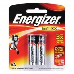 Μπαταρία Energizer LR6 AA MAX Αλκαλική