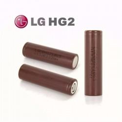 Μπαταρία LG 18650 HG2 3,7V - 3000mAh 20A