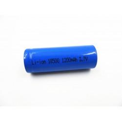 Μπαταρία Fujicell 18500 3,7V - 1200mAh Flat