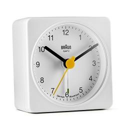 Επιτραπέζιο Ρολόι BRAUN BNC002WHWH