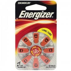 Μπαταρία Ακουστικών Βαρηκοϊας Energizer 13