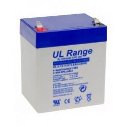 Μπαταρία μολύβδου Ultracell UK 12V - 5,0Ah