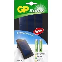 Ηλιακός Φορτιστής μπαταριών GP Solar  GPSA006W3C85B-FR2